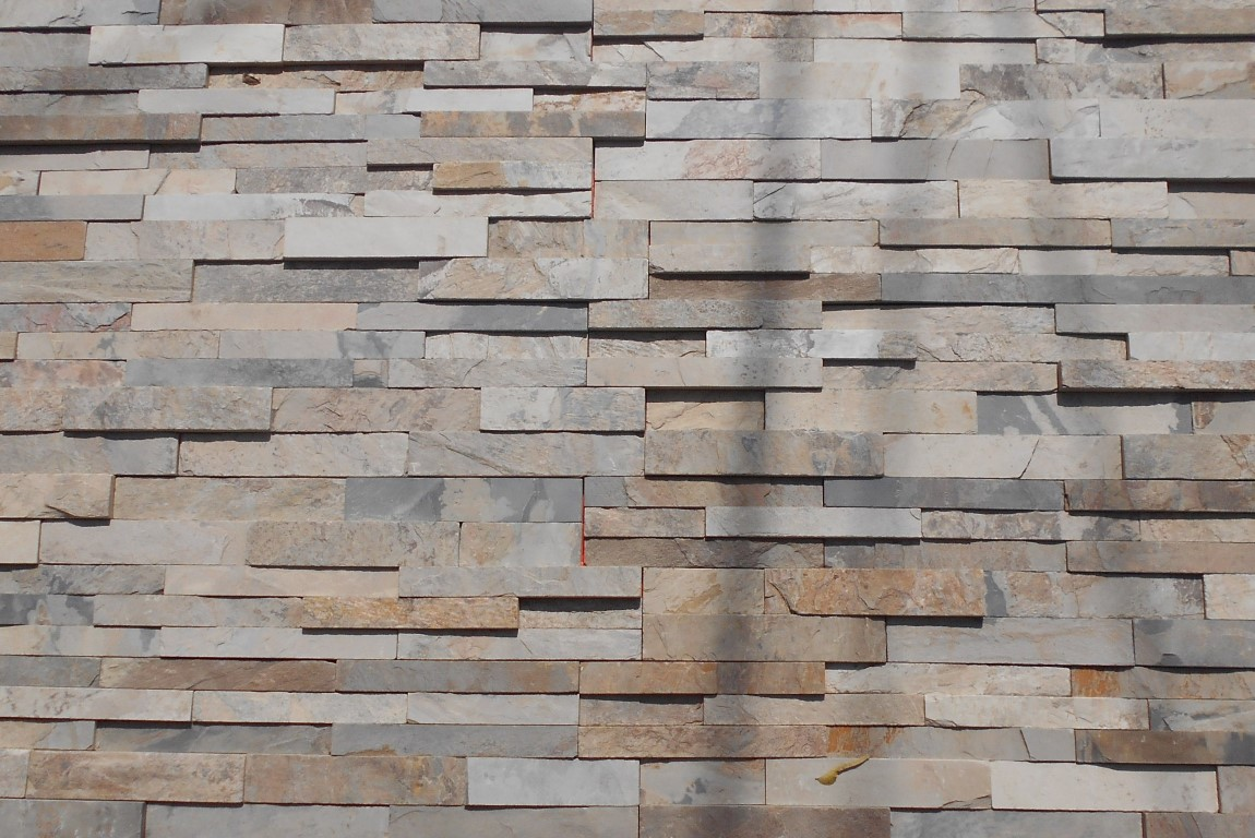 Natural Stone Veneer Products : Aesthetically appealing versatile and economical natural