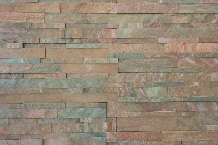 Copper Stacked Stone