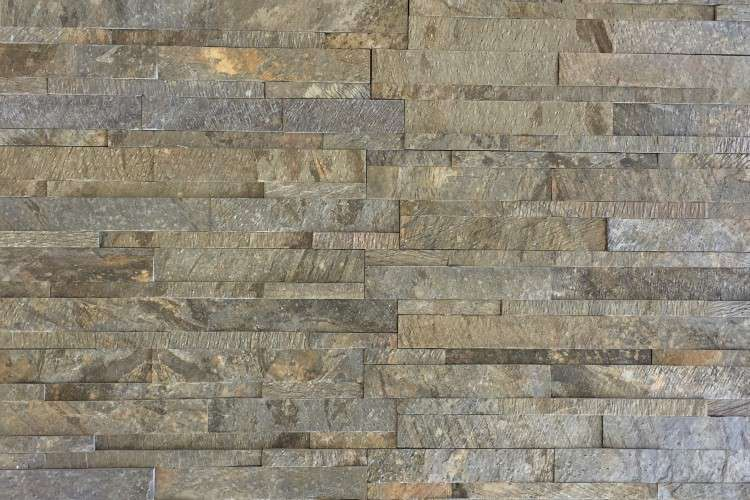 Deoli Green Stacked Stone
