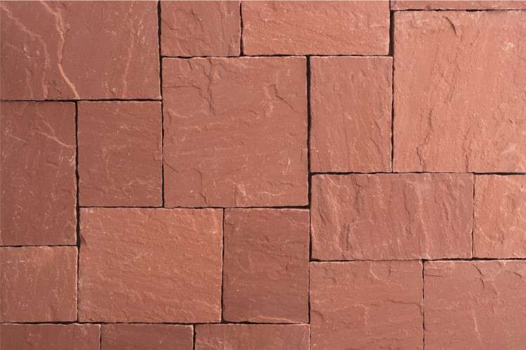Maple Red Castle Stone