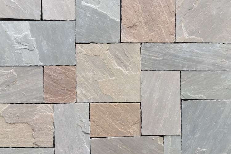 Olive Brown Castle Stone